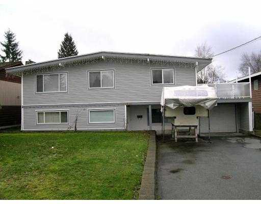 """Main Photo: 1410 GROVER Ave in Coquitlam: Central Coquitlam House for sale in """"CHINASIDE"""" : MLS®# V631808"""