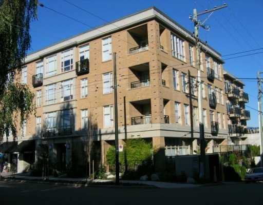 """Main Photo: 205 E 10TH Ave in Vancouver: Mount Pleasant VE Condo for sale in """"HUB"""" (Vancouver East)  : MLS®# V633325"""