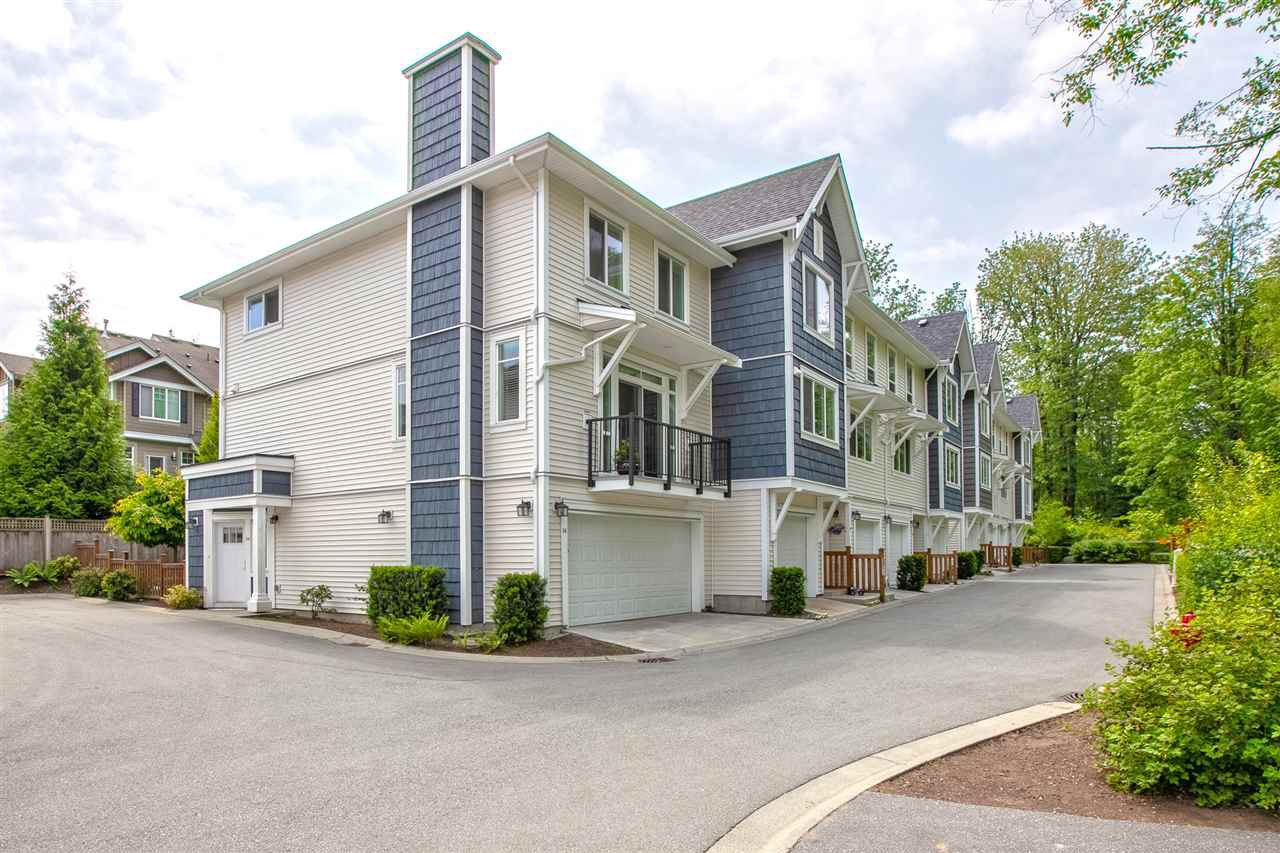 "Main Photo: 36 3039 156 Street in Surrey: Grandview Surrey Townhouse for sale in ""Niche"" (South Surrey White Rock)  : MLS®# R2397009"