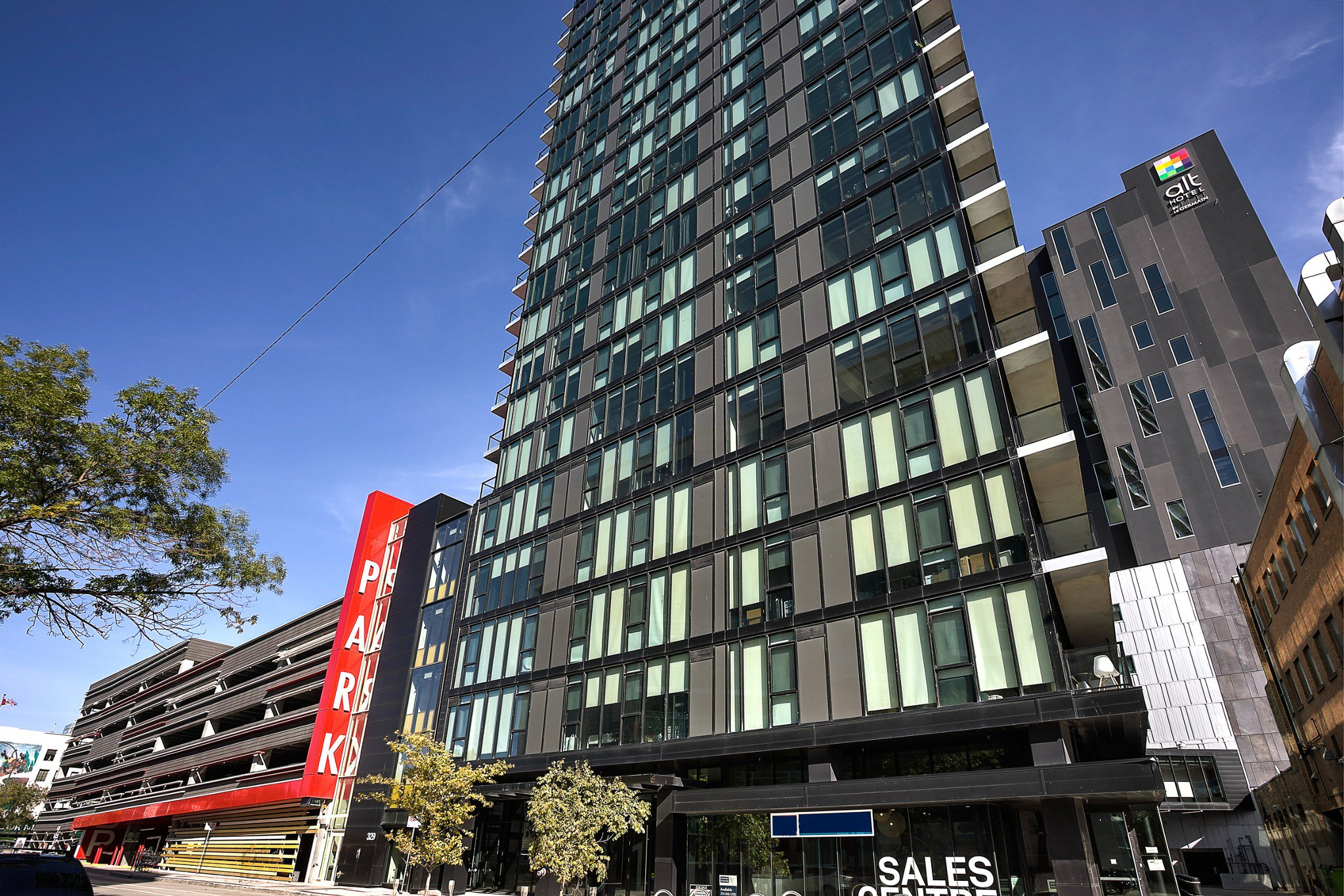 Main Photo: 1708 311 Hargrave Street in Winnipeg: Downtown Condominium for sale (9A)  : MLS®#  1928471