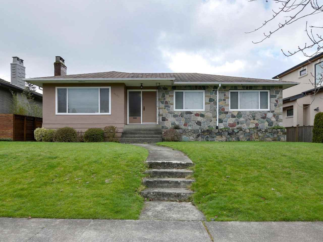 Main Photo: 4443 BRAKENRIDGE STREET in Vancouver: Quilchena House for sale (Vancouver West)  : MLS®# R2436492