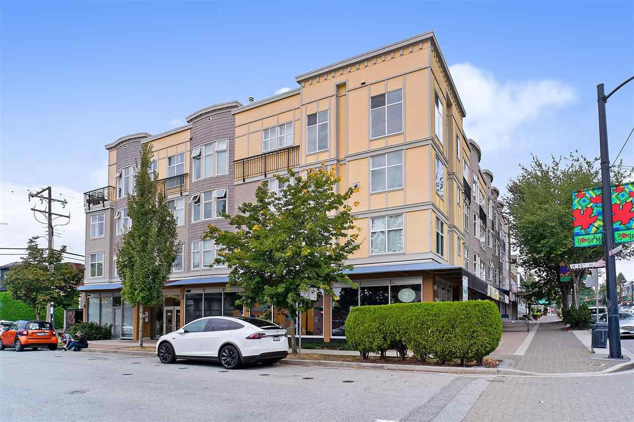 Main Photo: 209 1503 W 65TH Avenue in Vancouver: S.W. Marine Condo for sale (Vancouver West)  : MLS®# R2511291