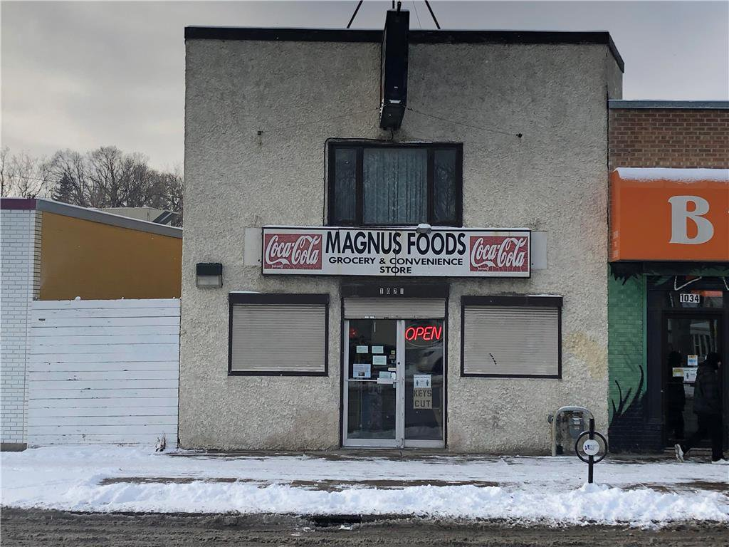 Main Photo: 1028 Main Street in Winnipeg: Industrial / Commercial / Investment for sale (4A)  : MLS®# 202028514