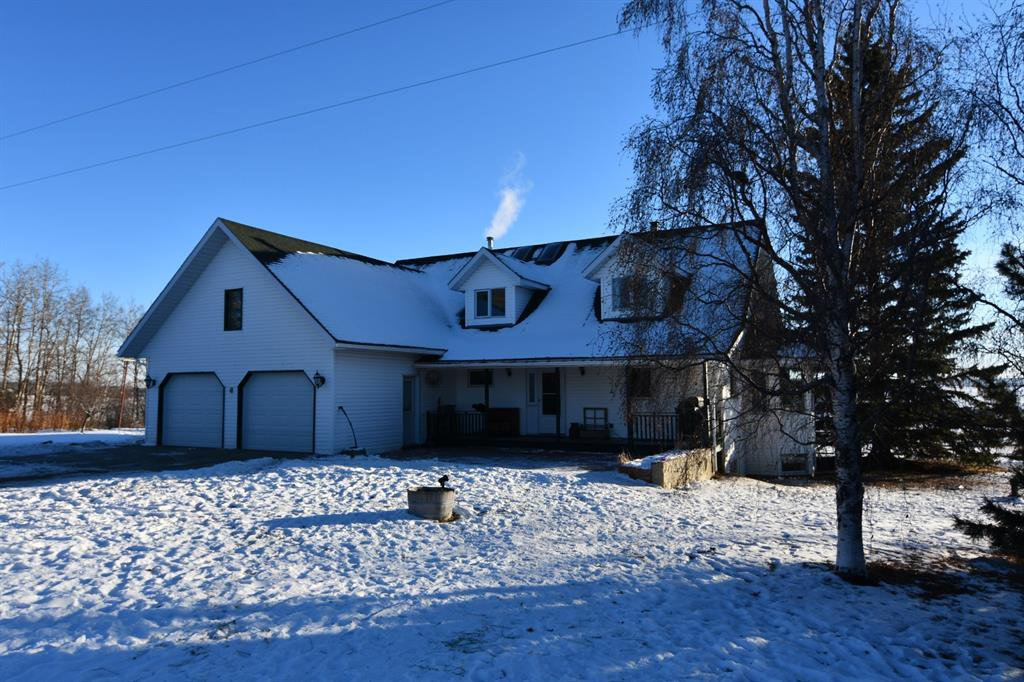 Main Photo: 41416 Range Road 34 in Rural Lacombe County: NONE Residential for sale : MLS®# A1059592
