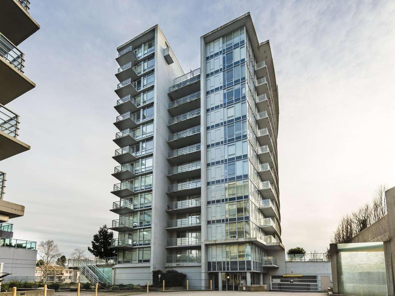 "Main Photo: 1008 8288 LANSDOWNE Road in Richmond: Brighouse Condo for sale in ""VERSANTE"" : MLS®# R2528707"