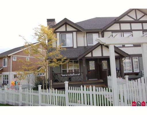 Main Photo: 35 4401 BLAUSON Boulevard in Abbotsford: Condo for sale : MLS®# F2910628