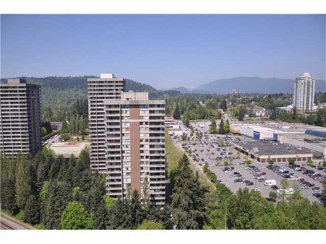 "Main Photo: 2402 9521 CARDSTON Court in Burnaby: Government Road Condo for sale in ""CONCORDE PLACE"" (Burnaby North)  : MLS®# R2422202"