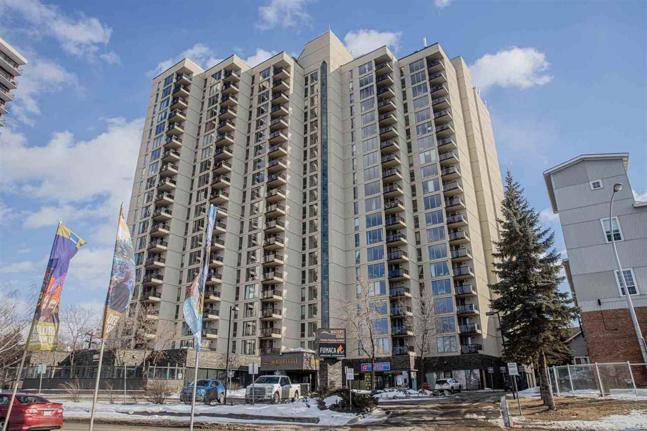 Main Photo: 805 10149 SASKATCHEWAN Drive in Edmonton: Zone 15 Condo for sale : MLS®# E4193517