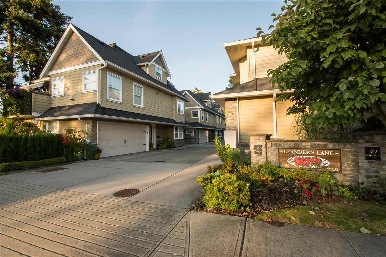 "Main Photo: 2 4780 55B Street in Delta: Delta Manor Townhouse for sale in ""LEANDERS LANE"" (Ladner)  : MLS®# R2477184"