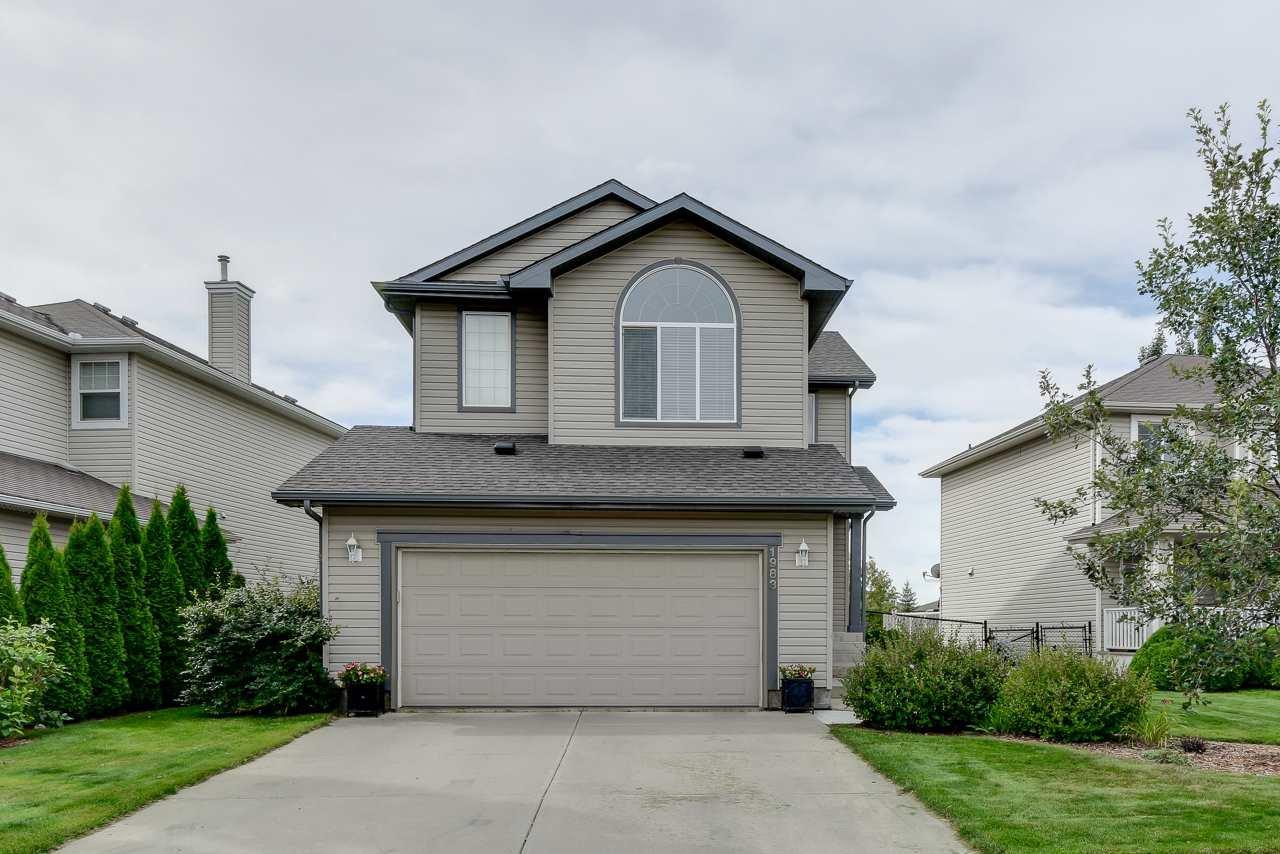 Main Photo: 1983 GARNETT Way in Edmonton: Zone 58 House for sale : MLS®# E4212382
