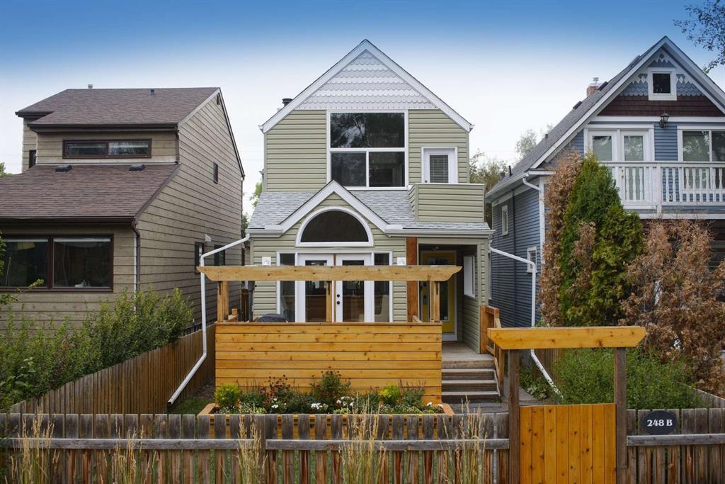 Main Photo: 248B 23 Avenue NE in Calgary: Tuxedo Park Detached for sale : MLS®# A1033971