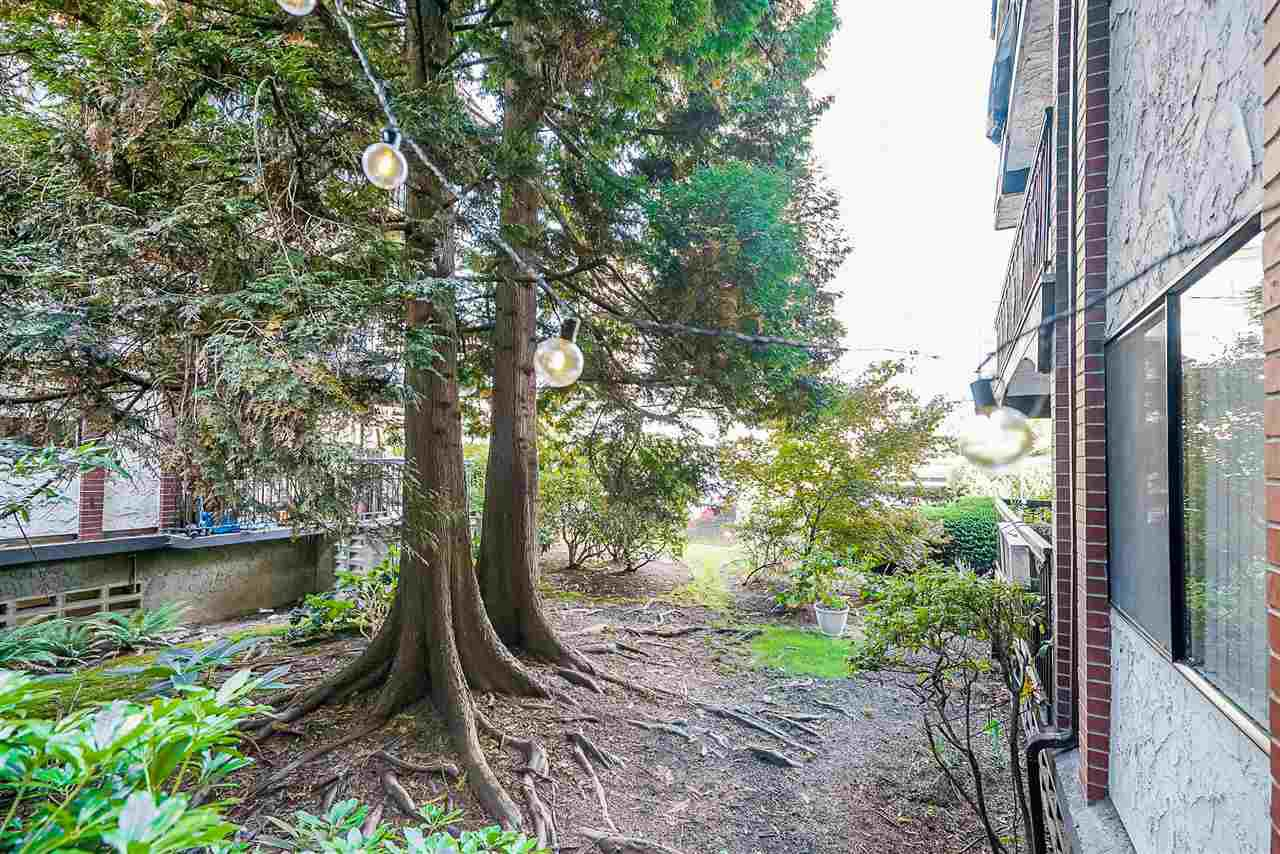 """Photo 23: Photos: 104 707 HAMILTON Street in New Westminster: Uptown NW Condo for sale in """"Casa Diann"""" : MLS®# R2506112"""