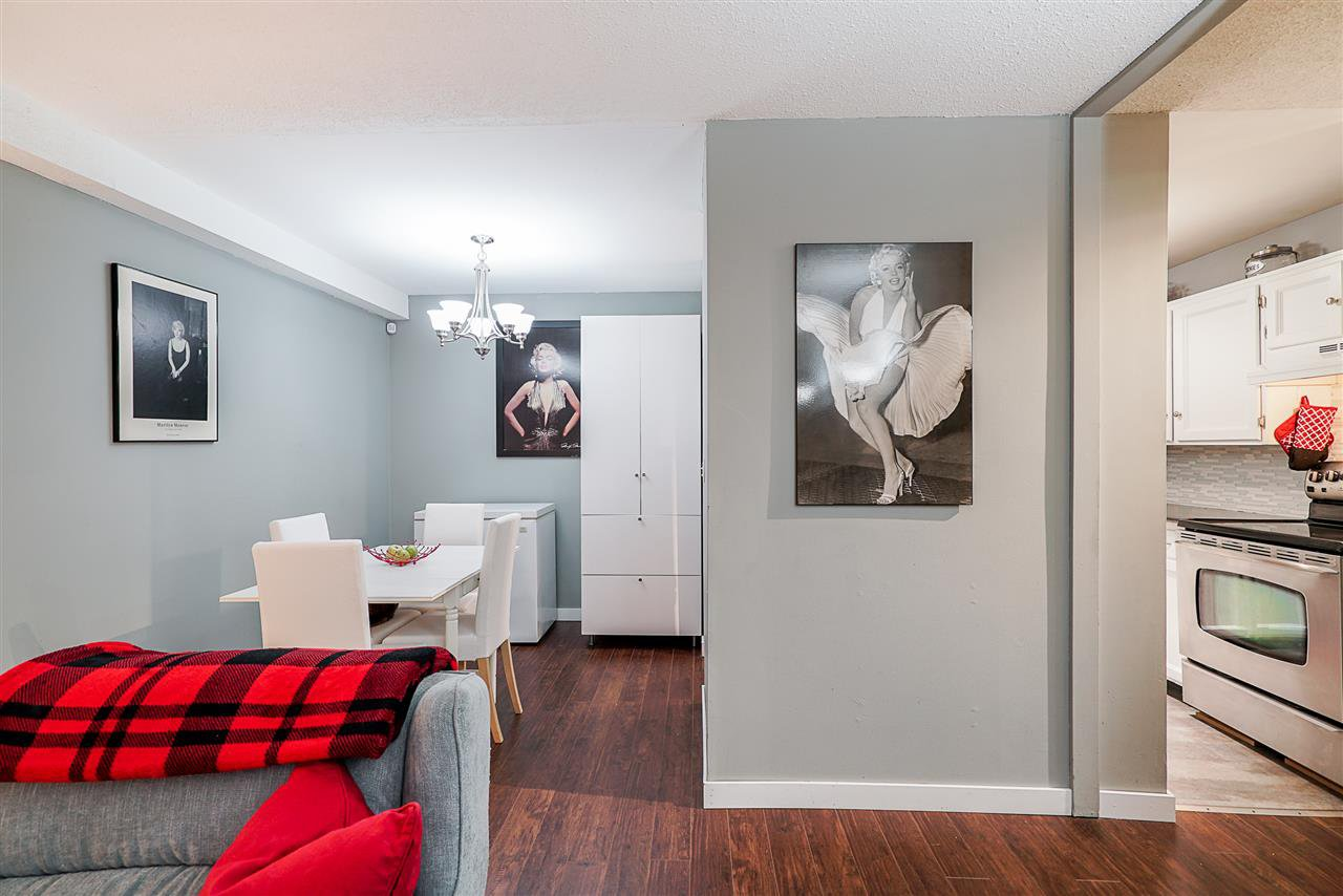 """Photo 9: Photos: 104 707 HAMILTON Street in New Westminster: Uptown NW Condo for sale in """"Casa Diann"""" : MLS®# R2506112"""