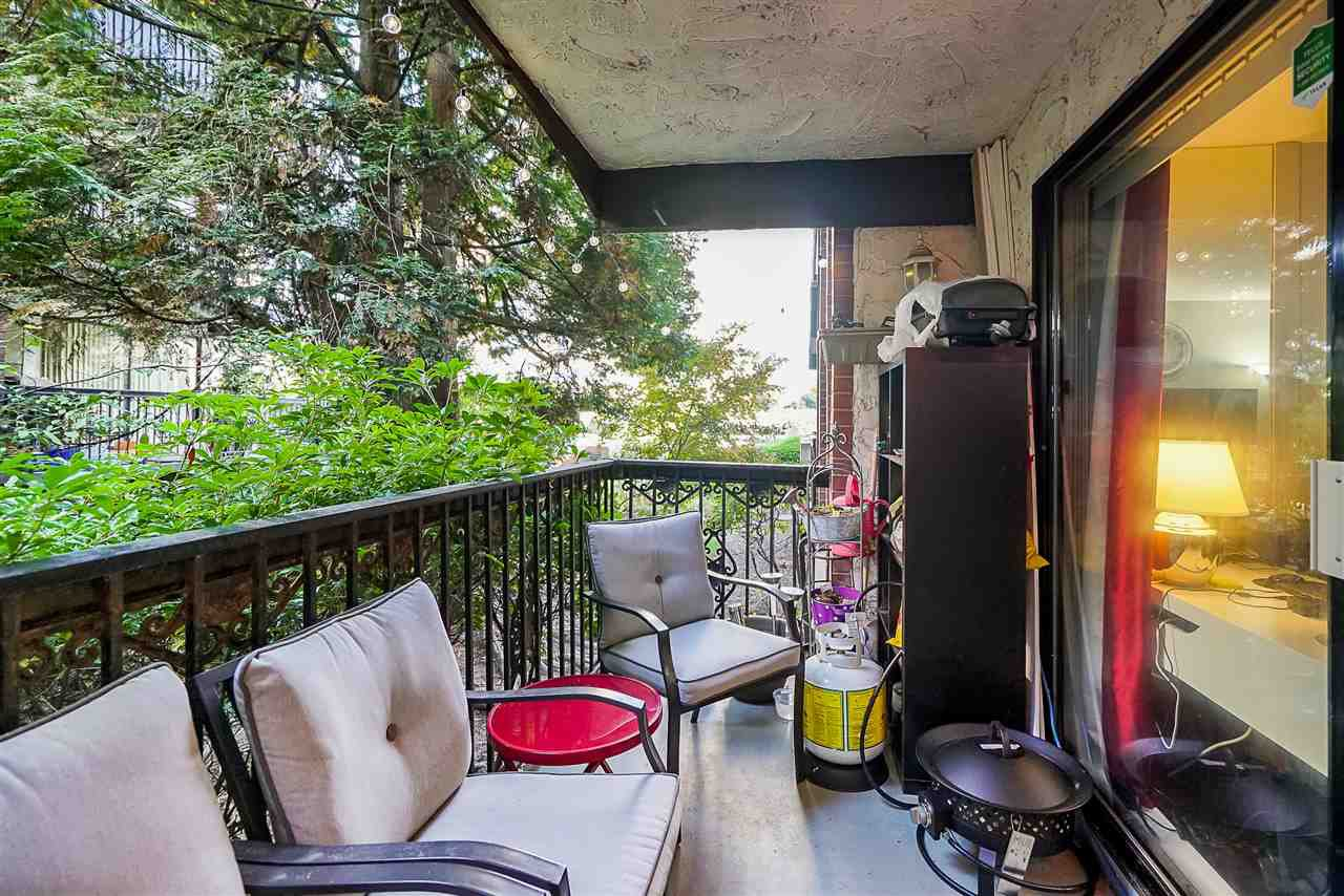"""Photo 21: Photos: 104 707 HAMILTON Street in New Westminster: Uptown NW Condo for sale in """"Casa Diann"""" : MLS®# R2506112"""
