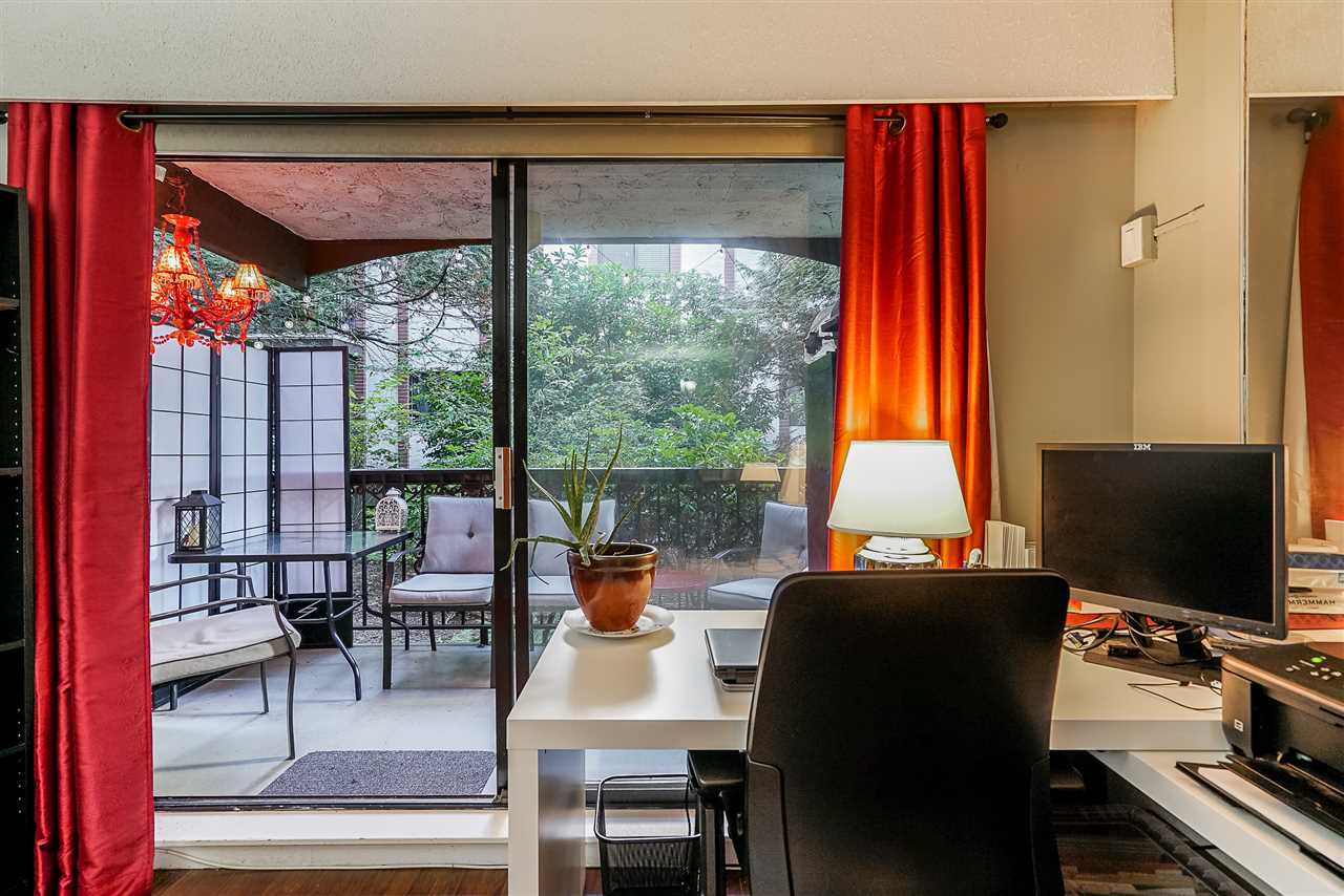 """Photo 7: Photos: 104 707 HAMILTON Street in New Westminster: Uptown NW Condo for sale in """"Casa Diann"""" : MLS®# R2506112"""