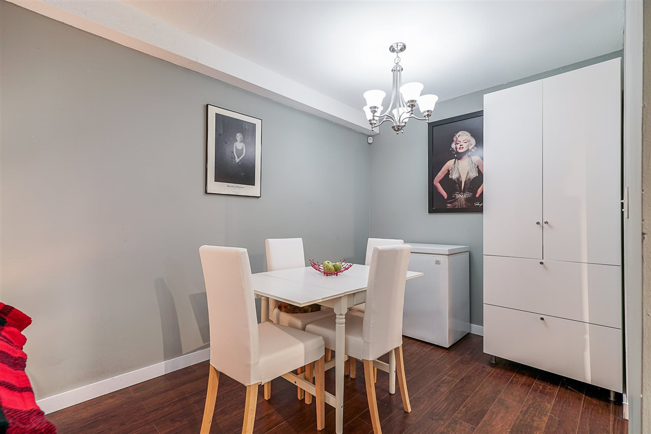 """Photo 10: Photos: 104 707 HAMILTON Street in New Westminster: Uptown NW Condo for sale in """"Casa Diann"""" : MLS®# R2506112"""