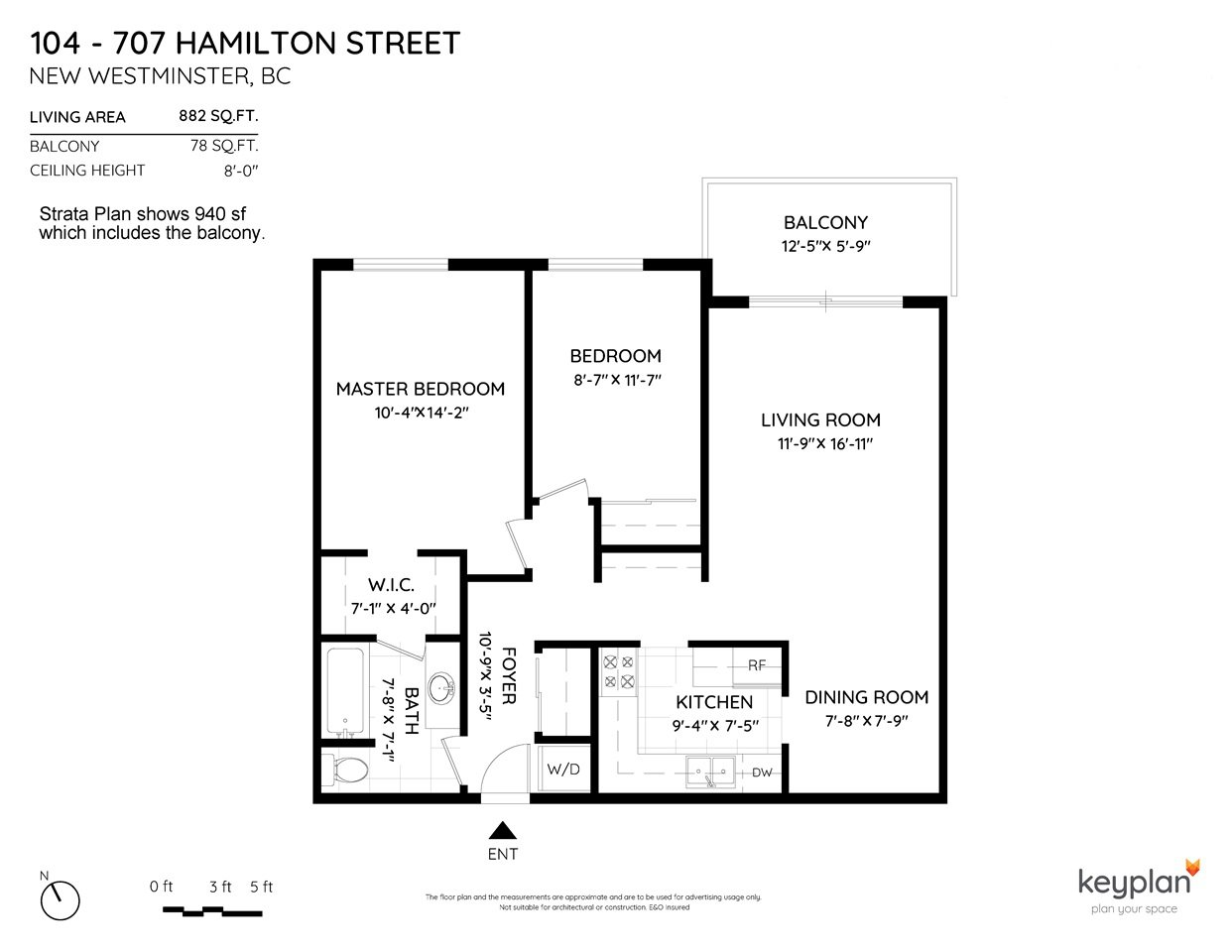 """Photo 2: Photos: 104 707 HAMILTON Street in New Westminster: Uptown NW Condo for sale in """"Casa Diann"""" : MLS®# R2506112"""