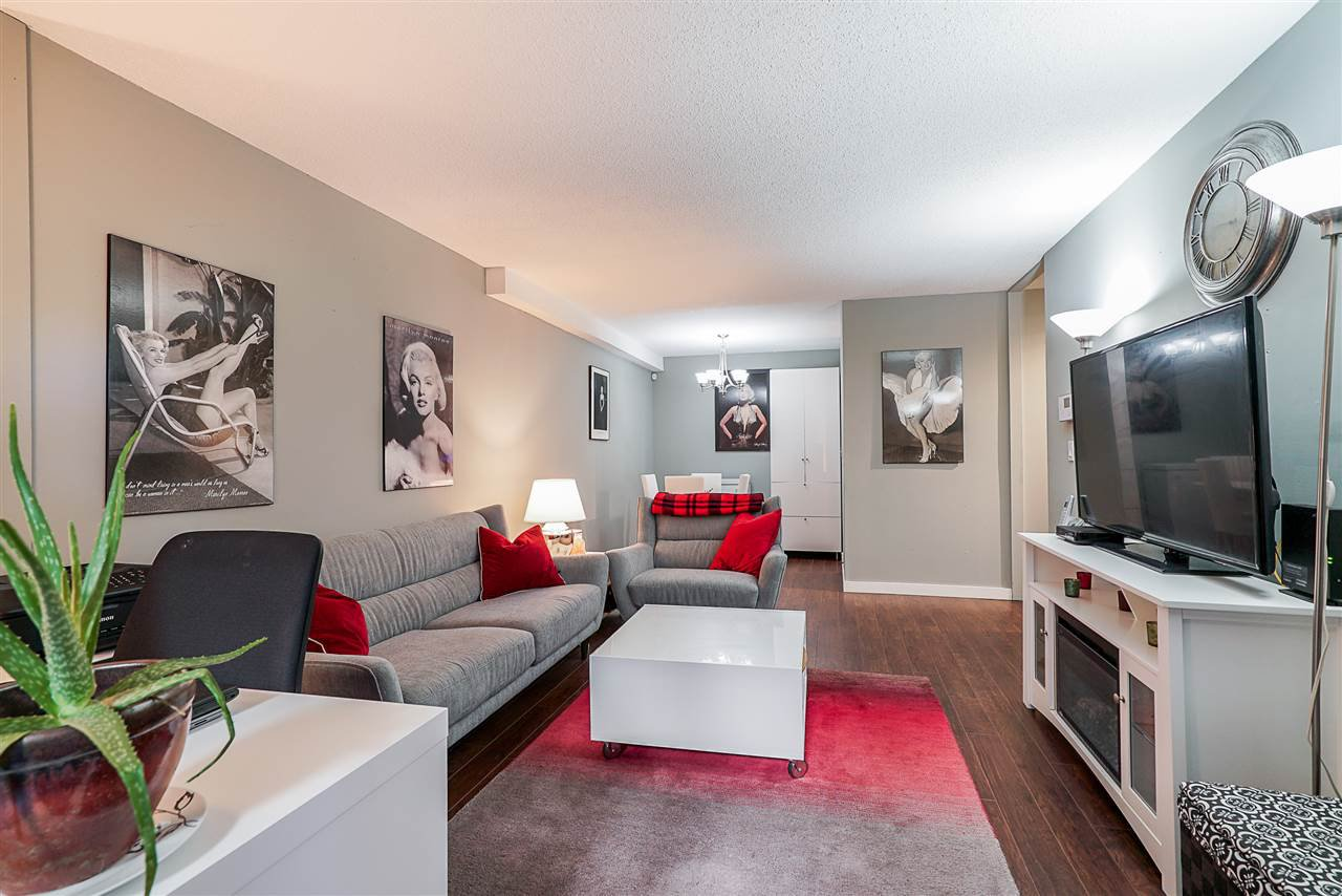 """Photo 8: Photos: 104 707 HAMILTON Street in New Westminster: Uptown NW Condo for sale in """"Casa Diann"""" : MLS®# R2506112"""