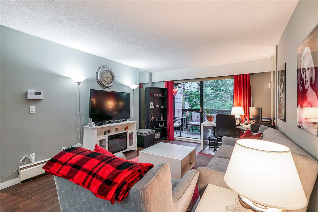 """Photo 6: Photos: 104 707 HAMILTON Street in New Westminster: Uptown NW Condo for sale in """"Casa Diann"""" : MLS®# R2506112"""