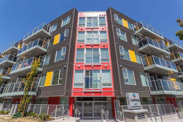 Main Photo: 419 Great Northern Way in Vancouver: Mount Pleasant VE Condo for sale (Vancouver East)  : MLS®# R2407786