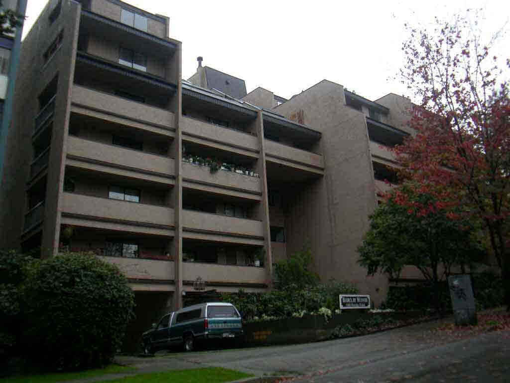 Main Photo: 201 1060 BARCLAY STREET in : West End VW Condo for sale : MLS®# V510090