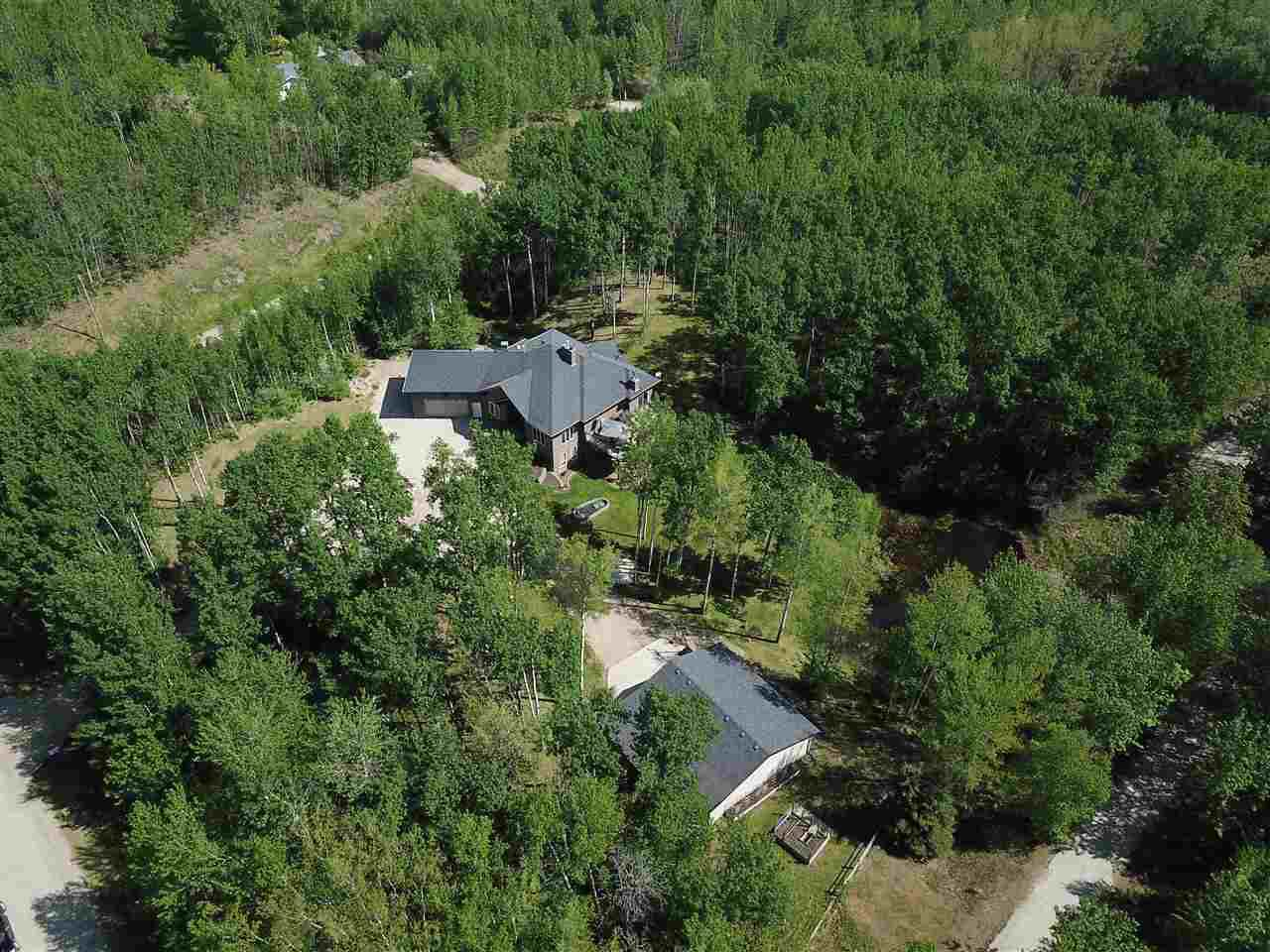 Main Photo: 1A 54106 RGE RD 275: Rural Parkland County House for sale : MLS®# E4199649