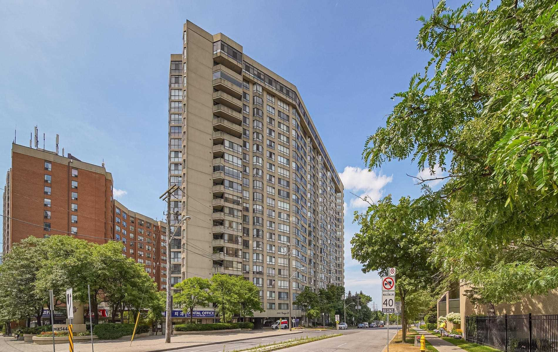 Main Photo: 802A 5444 Yonge Street in Toronto: Willowdale West Condo for sale (Toronto C07)  : MLS®# C4832619