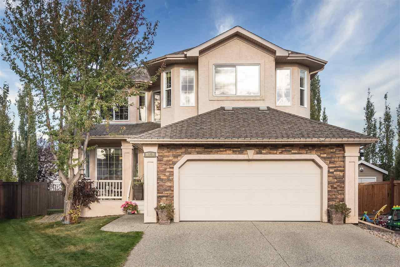 Main Photo: 8719 208 Street in Edmonton: Zone 58 House for sale : MLS®# E4216259