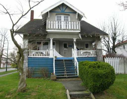 Main Photo: 1796 E 35TH Ave in Vancouver: Victoria VE Land for sale (Vancouver East)  : MLS®# V634519