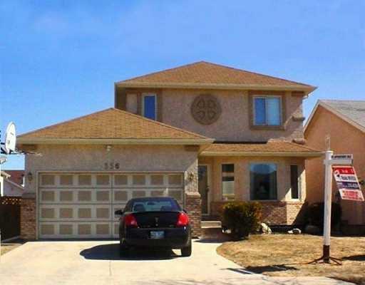 Main Photo: 336 BARLOW Crescent in Winnipeg: St Vital Single Family Detached for sale (South East Winnipeg)  : MLS®# 2604042