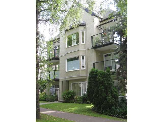 "Main Photo: # 305 1554 BURNABY ST in Vancouver: West End VW Condo for sale in ""MCCOY MANOR"" (Vancouver West)  : MLS®# V903136"