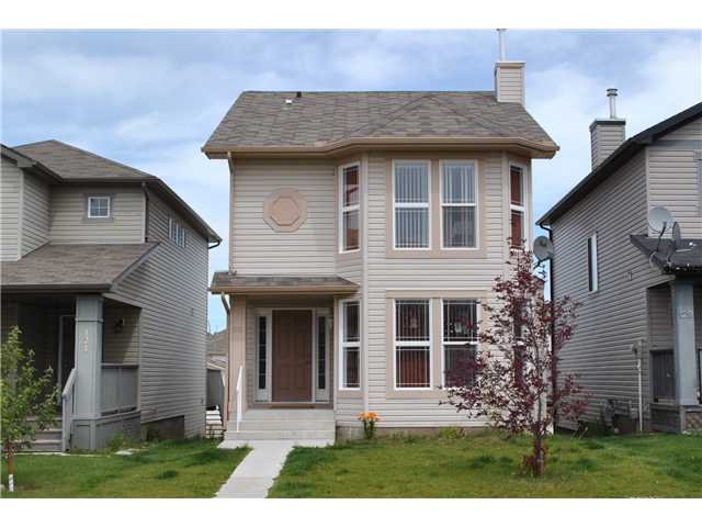 Main Photo: 125 SADDLECREST PA NE in CALGARY: Saddleridge Residential Detached Single Family for sale (Calgary)  : MLS®# C3485866