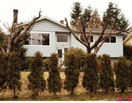 "Main Photo: 15090 ROBIN in Surrey: Bolivar Heights House for sale in ""Birdland"" (North Surrey)  : MLS®# F2804464"
