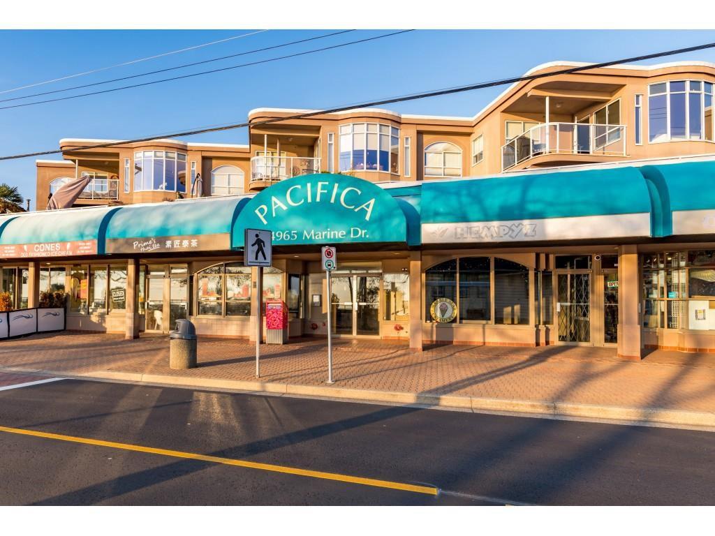 "Main Photo: 302 14965 MARINE Drive: White Rock Condo for sale in ""Pacifica"" (South Surrey White Rock)  : MLS®# R2417642"