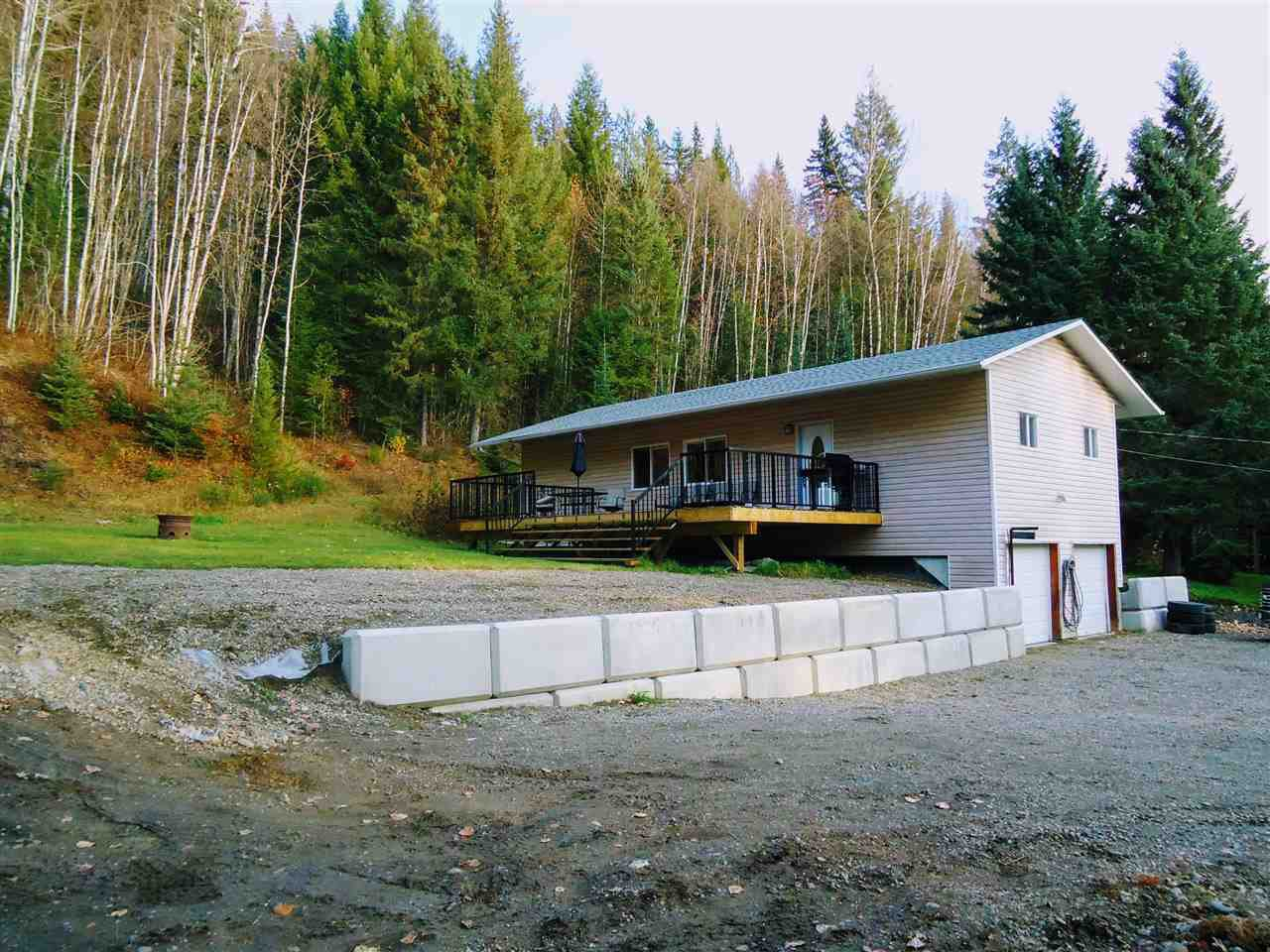 Main Photo: 4935 CHAMULAK Road in Prince George: Red Rock/Stoner House for sale (PG Rural South (Zone 78))  : MLS®# R2448586