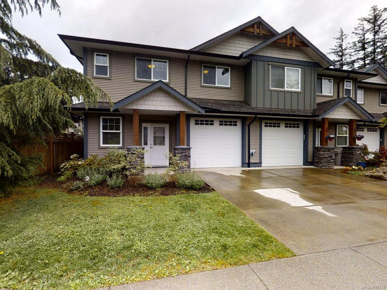 Main Photo: 5 2112 Cumberland Rd in COURTENAY: CV Courtenay City Row/Townhouse for sale (Comox Valley)  : MLS®# 839717