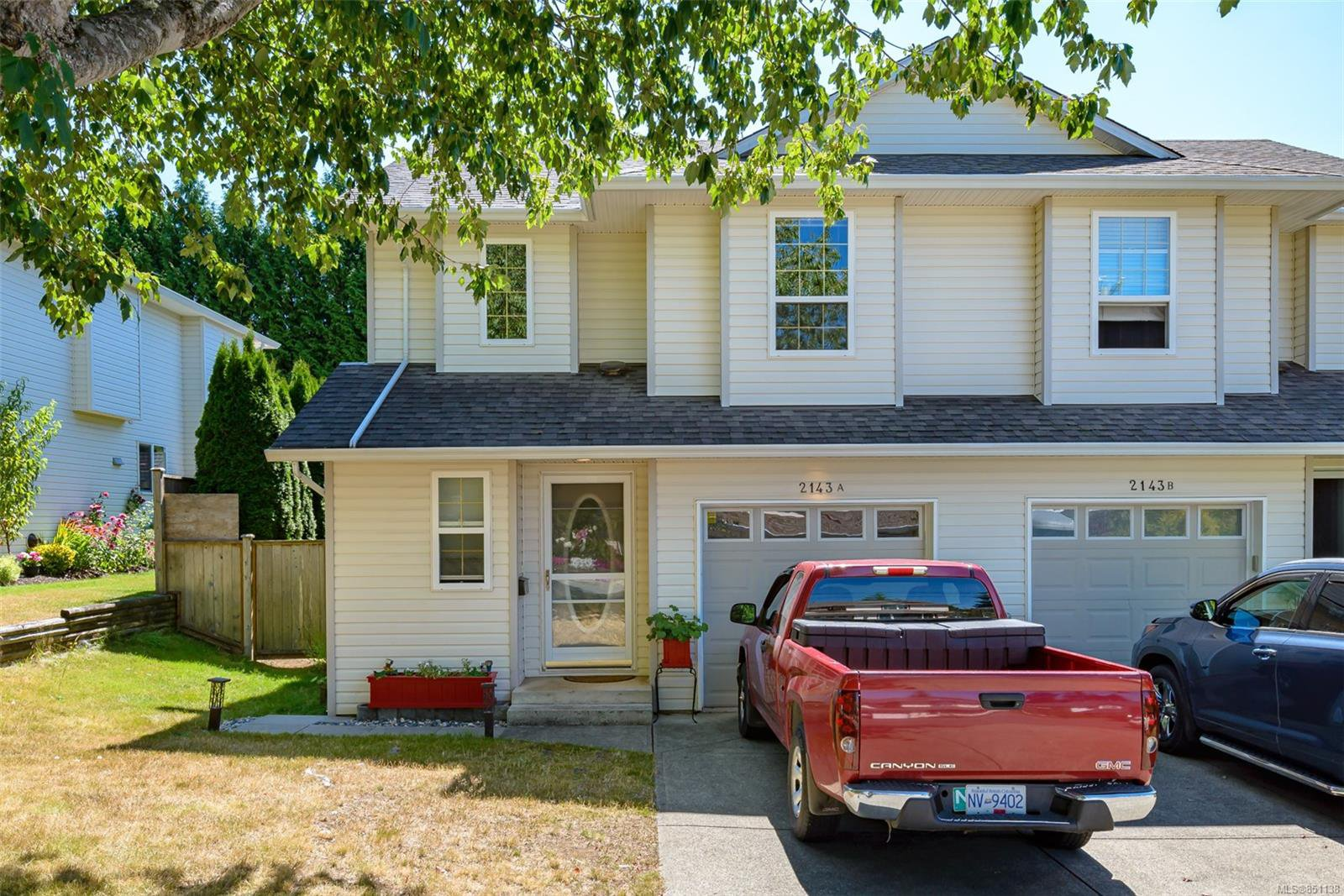 Main Photo: A 2143 Mission Rd in : CV Courtenay East Half Duplex for sale (Comox Valley)  : MLS®# 851138