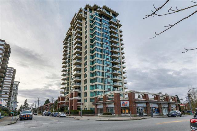 Main Photo: 403 615 Hamilton Street in New Westminster: Uptown Condo for sale : MLS®# R2479032