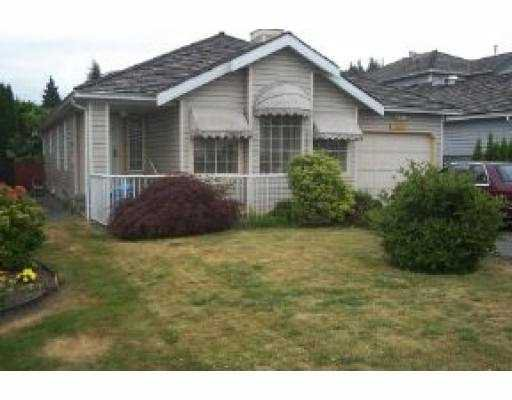 Main Photo: 11512 207TH ST in Maple Ridge: Southwest Maple Ridge House for sale : MLS®# V601904