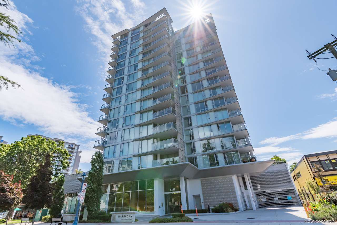 Main Photo: 807 8288 GRANVILLE Avenue in Richmond: Brighouse South Condo for sale : MLS®# R2412681