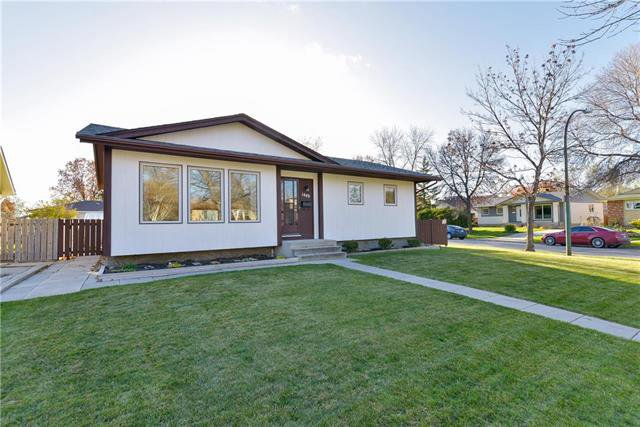 Main Photo: 1449 Chancellor Drive in Winnipeg: Waverley Heights Residential for sale (1L)  : MLS®# 1929768