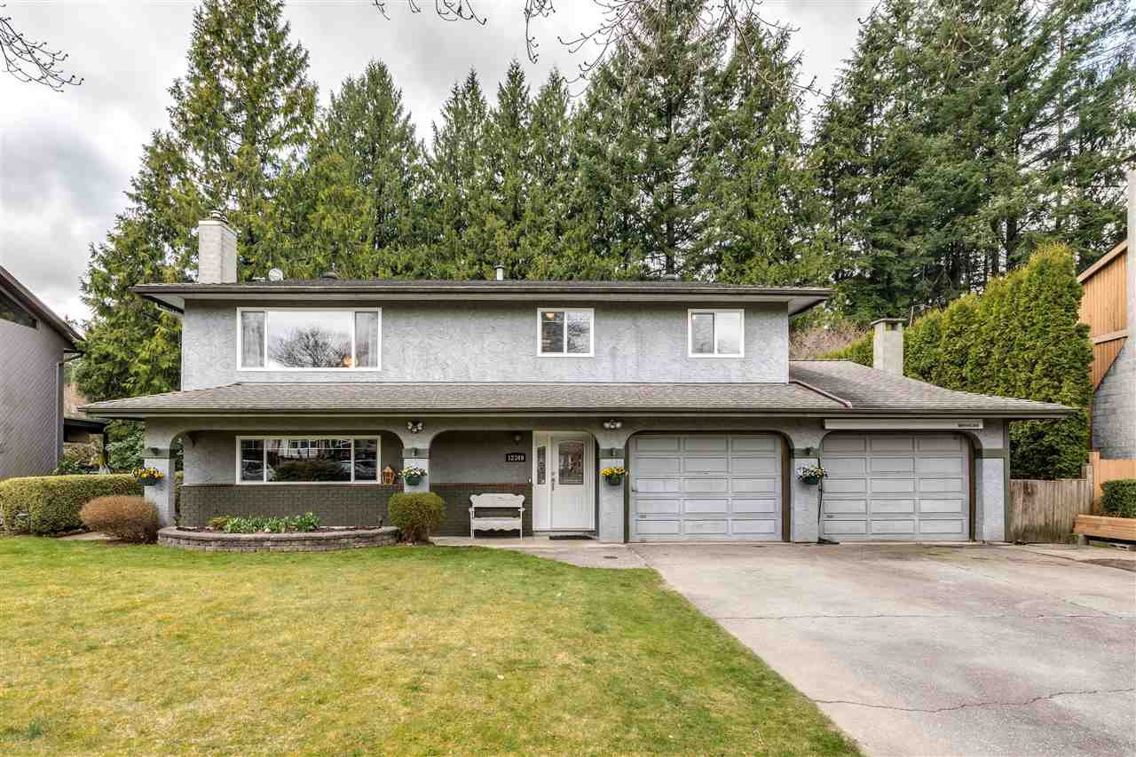 "Main Photo: 12369 SKILLEN Street in Maple Ridge: Northwest Maple Ridge House for sale in ""Chilcotin Park"" : MLS®# R2449817"