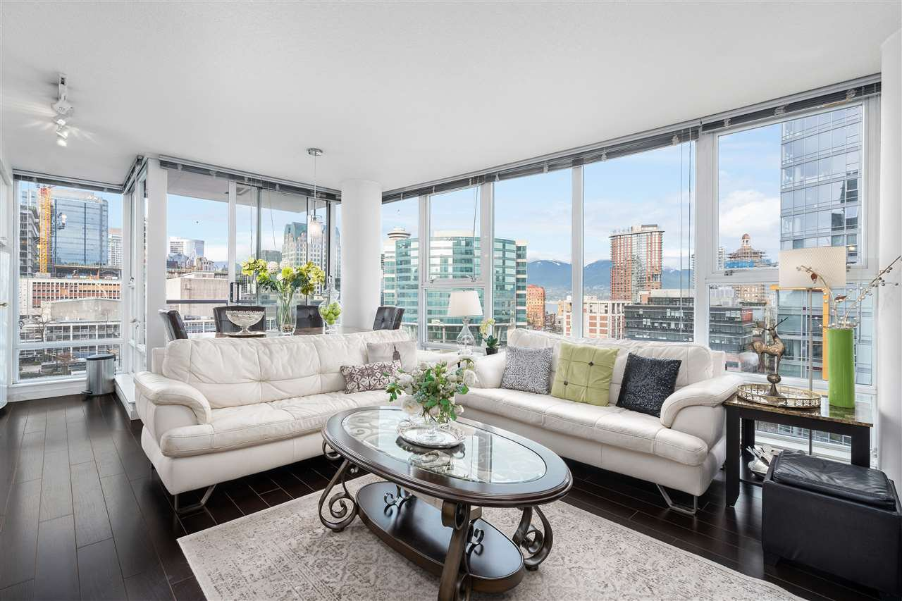 """Main Photo: 1105 668 CITADEL Parade in Vancouver: Downtown VW Condo for sale in """"Spectrum"""" (Vancouver West)  : MLS®# R2527191"""