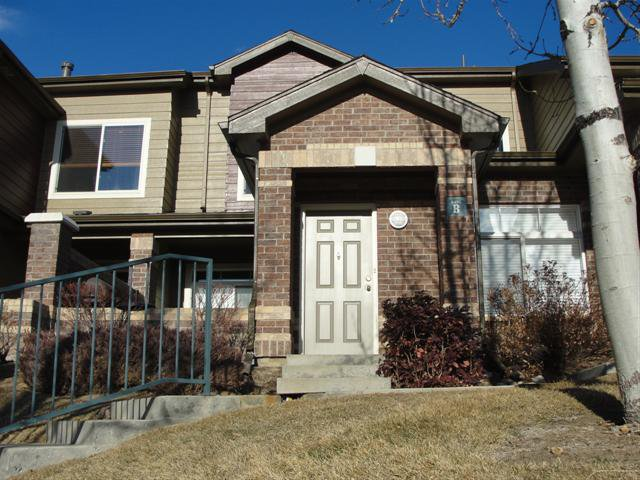 Main Photo: B 6496 Silver Mesa Drive in Highlands Ranch: Townhouse for sale : MLS®# 972102