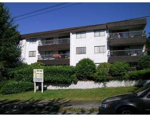 "Main Photo: # 103 - 1025 Cornwall Street in New Westminster: Uptown NW Condo for sale in ""Cornwall Place"" : MLS®# V543393"
