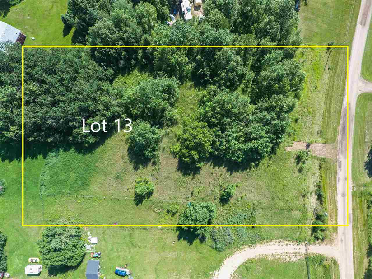 Main Photo: Northbrook Block 2 Lot 13: Rural Thorhild County Rural Land/Vacant Lot for sale : MLS®# E4167434