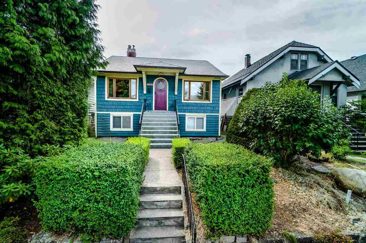 Main Photo: 2646 MCGILL Street in Vancouver: Hastings Sunrise House for sale (Vancouver East)  : MLS®# R2398849