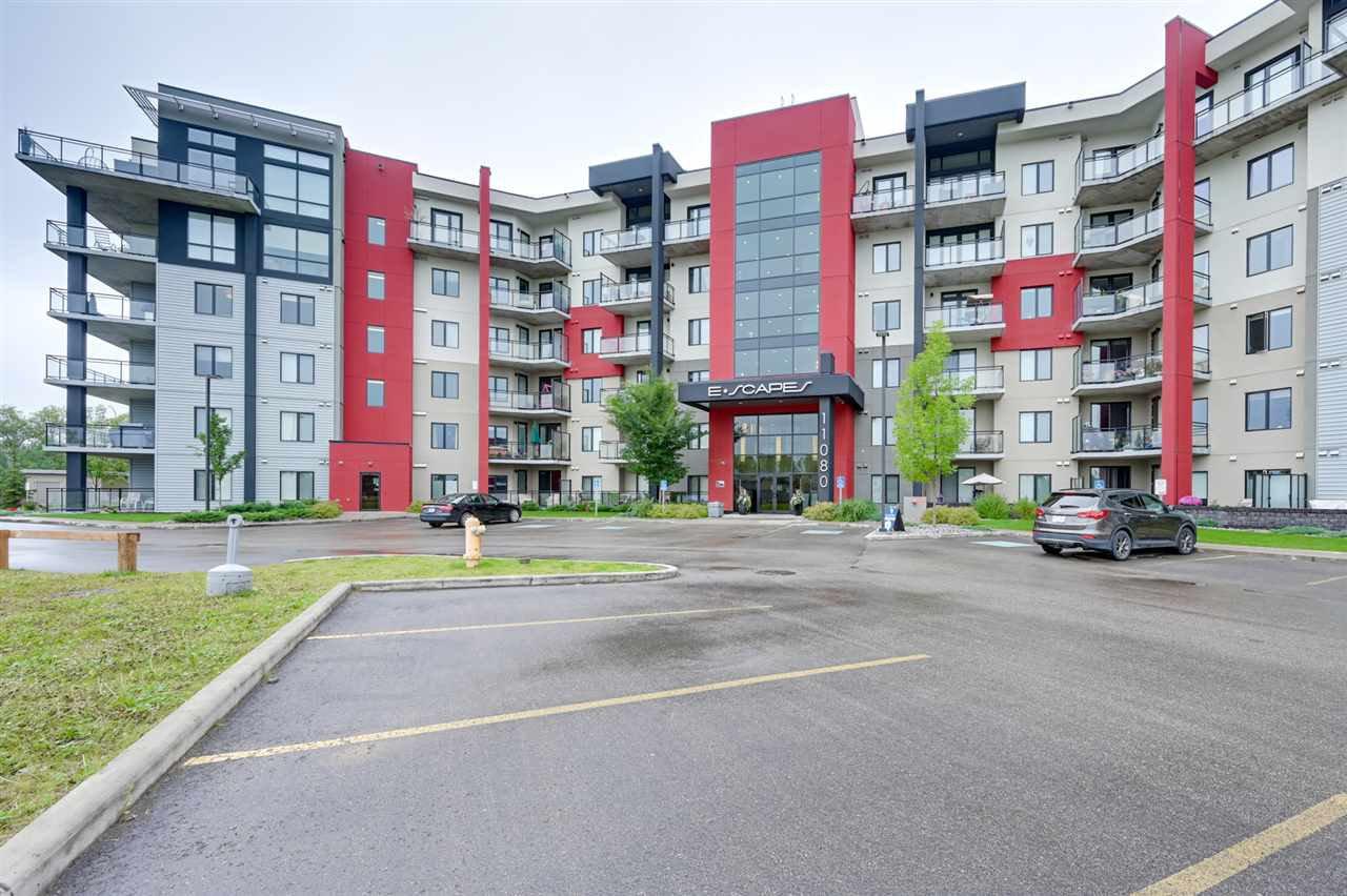 Main Photo: 410 11080 ELLERSLIE Road in Edmonton: Zone 55 Condo for sale : MLS®# E4173489