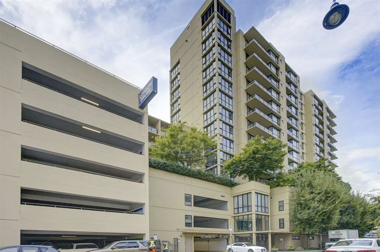 """Main Photo: 1101 7831 WESTMINSTER Highway in Richmond: Brighouse Condo for sale in """"CAPRI"""" : MLS®# R2418491"""
