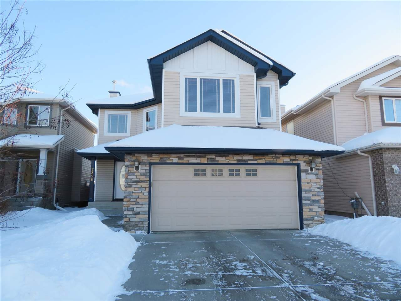 Main Photo: 7356 SINGER Way in Edmonton: Zone 14 House for sale : MLS®# E4179683